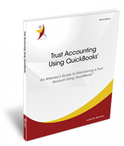 Trust Accounting Using QuickBooks book image